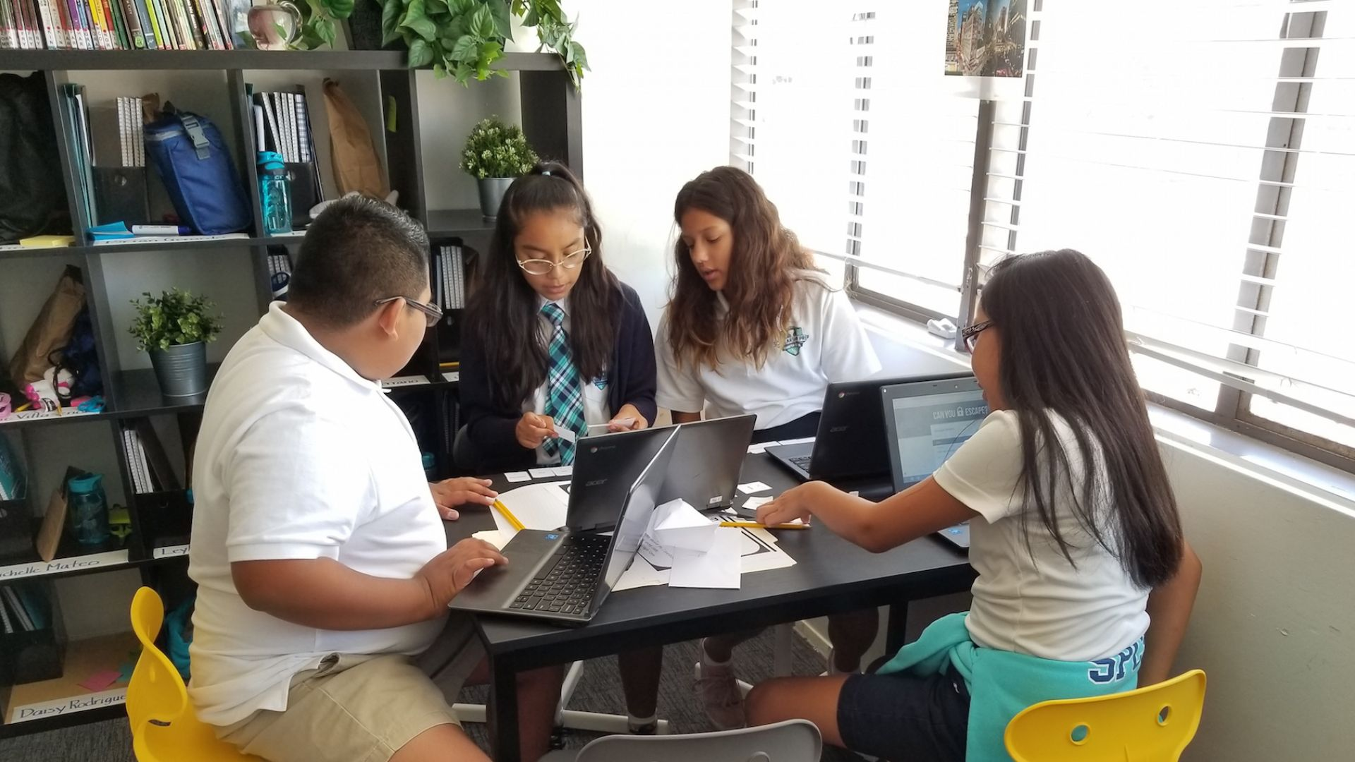 "Curriculum Publisher ""Great Minds"" Highlights the Success of Scholarship Prep - Santa Ana in Recent Case Study"